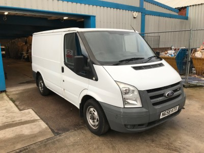December 2017 Auction - Vehicles, Racking, Stock Pallets, CCTV Equipment, Stationery and Much More!