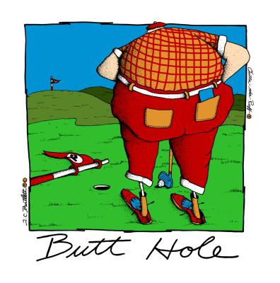Butt Hole