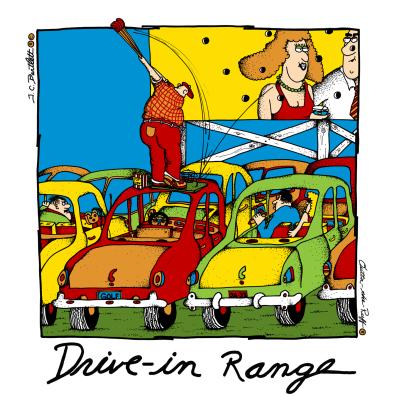 Drive-in Range