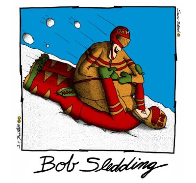 Bob Sledding