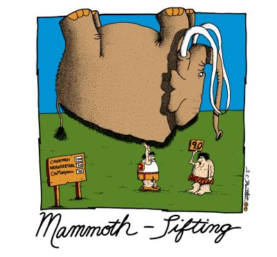 Mammoth - Lifting