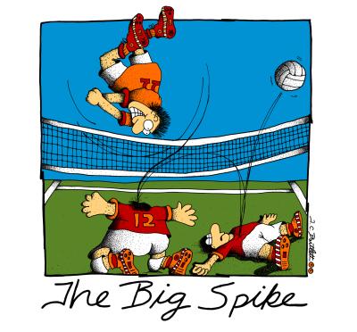 The Big Spike