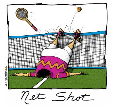 Net Shot