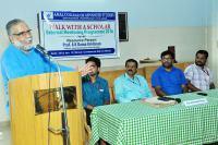 Walk With a Scholar Scheme, Prof. A.K. Ramakrishnan