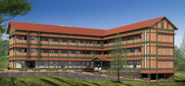 Amal College New Block