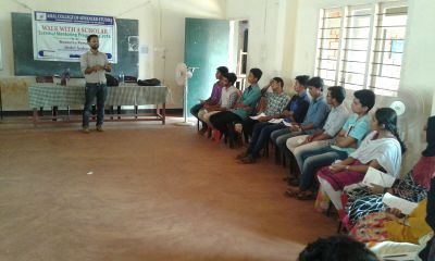 WWS External Mentoring Session on Communicative English