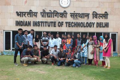 WWS Ten Day Motivational Visit to Delhi