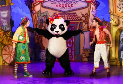 Pandora the Panda