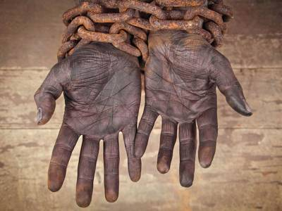 BLACK RELIGIOUS OKIE DOKE – MYTH #3: SLAVERY AND THE WHITE MAN'S RELIGION