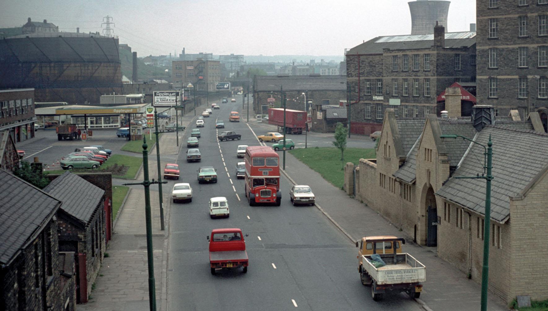 Canal Road Bradford