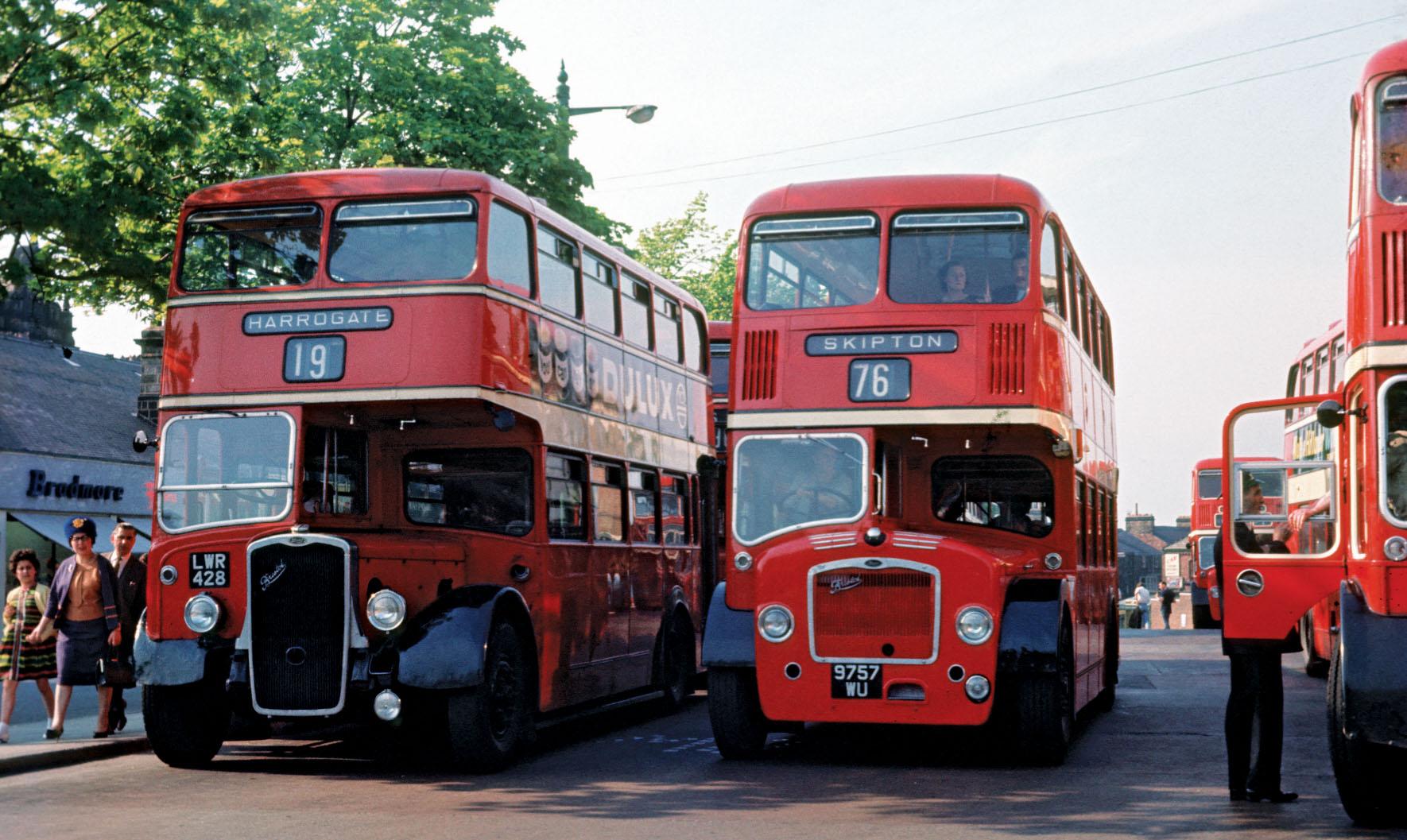 Harrogate Bus station