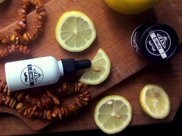 Pielęgnacyjny olejek do brody
