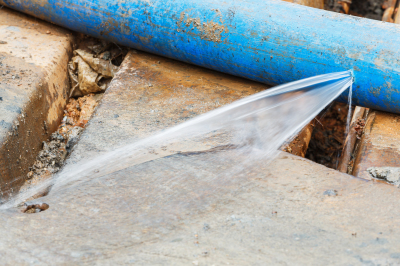 New and Replacement Water Services