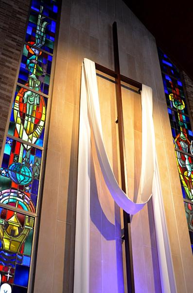 Saint Peters UCC- Cross