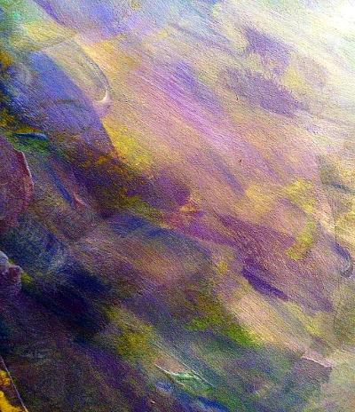 Thomas Marsh Creations artist Los Angeles art artwork color painting illustration texture