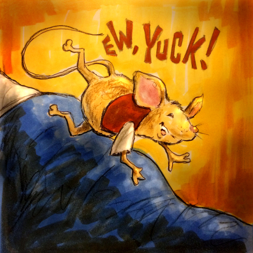 Wake-Up Mouse
