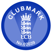Clubmark Cricket Badge Haddenham