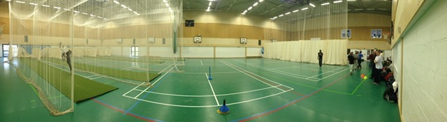 Final Nets Sessions This Saturday (17th March)