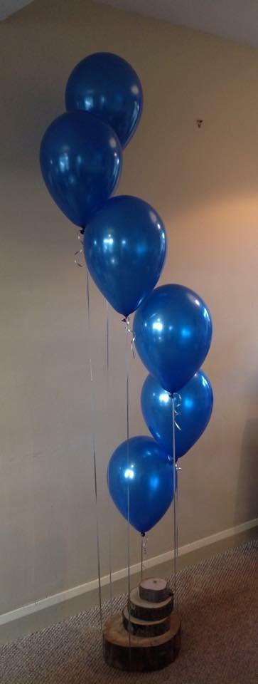 Balloon Spiral Staircase