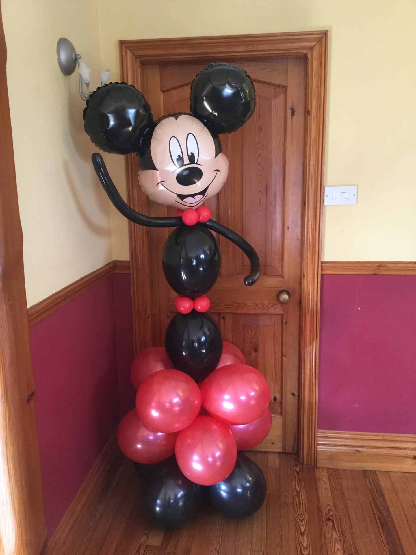Large Micky Mouse Sculpture