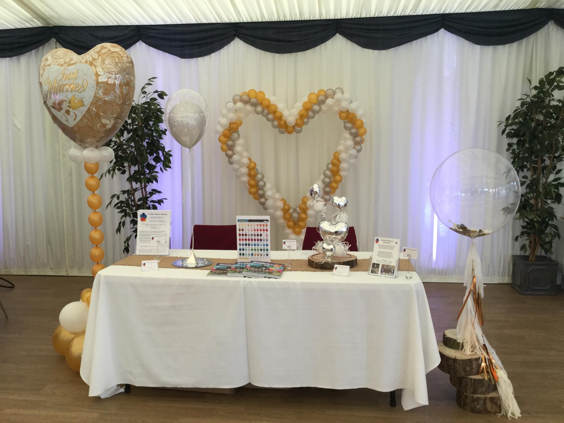 EDP - thursford wedding show