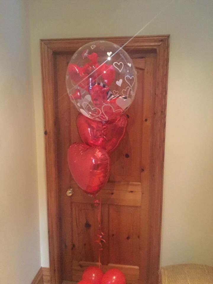 Valentine's bouquet