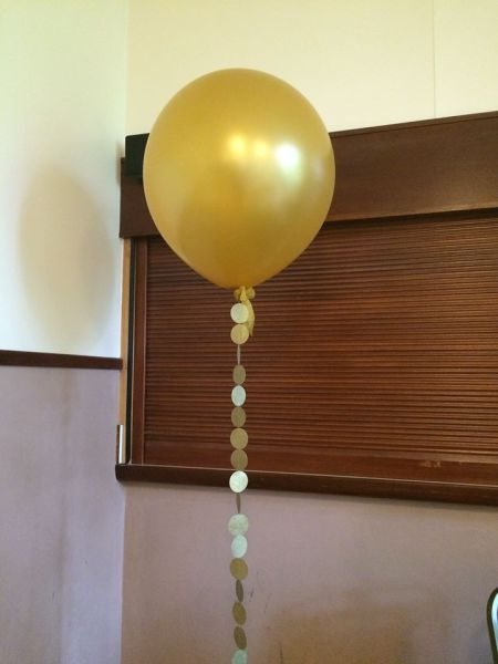2ft latex balloon