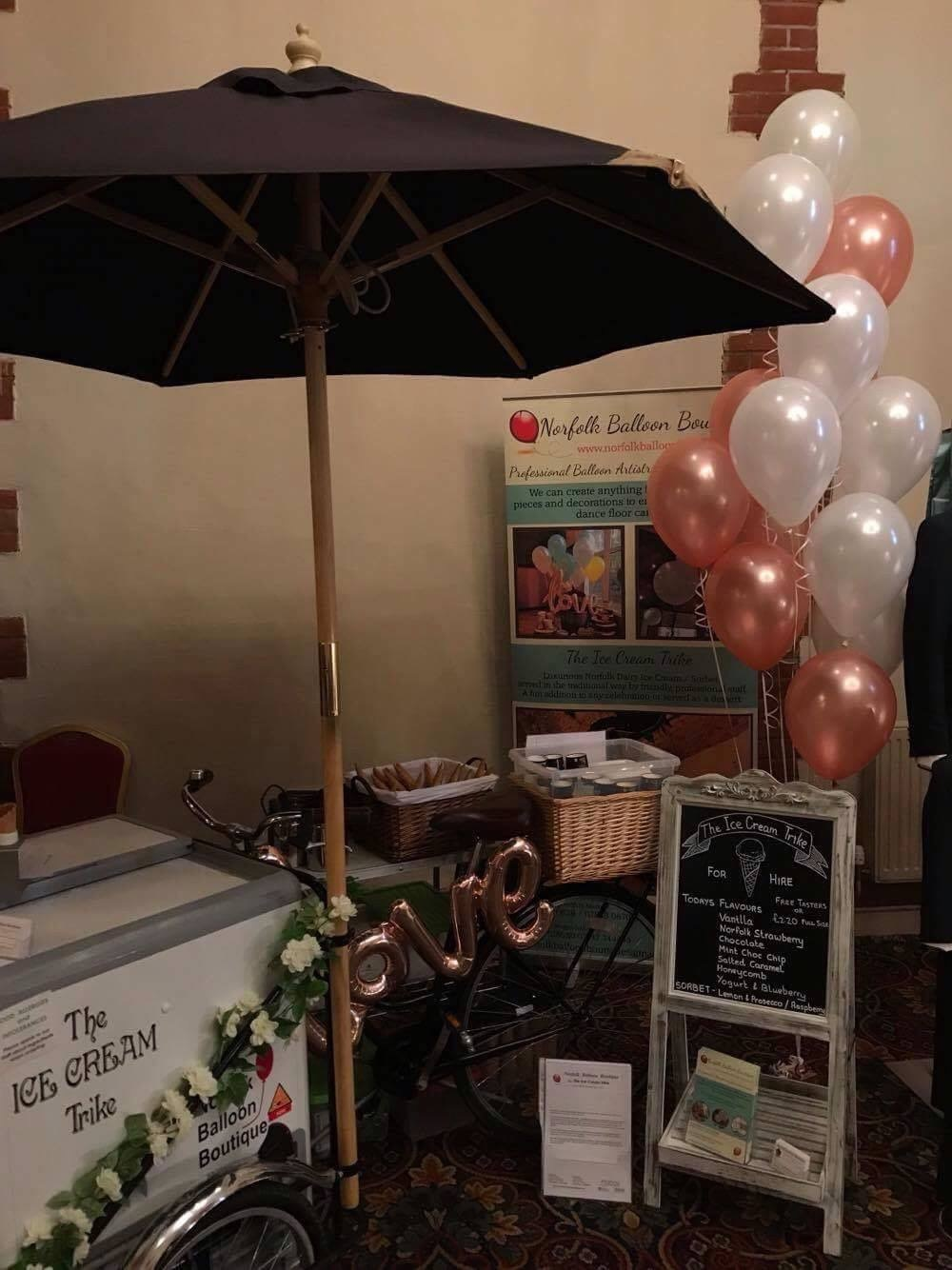 EDP wedding show - knight hill hotel & spa 2017