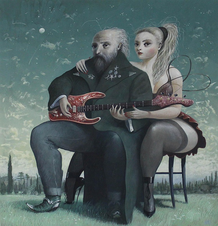 The Artist and his Muse (2005)