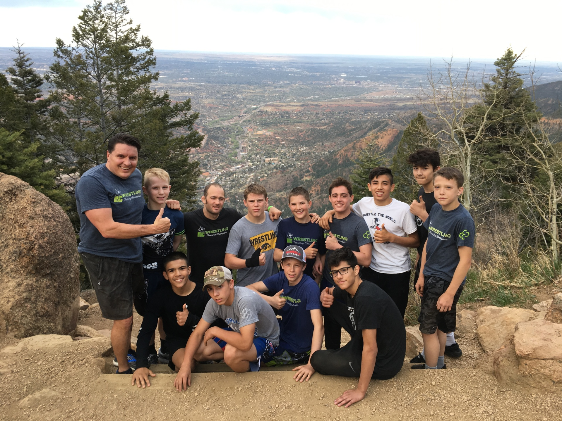 Annual Manitou Springs Incline Run