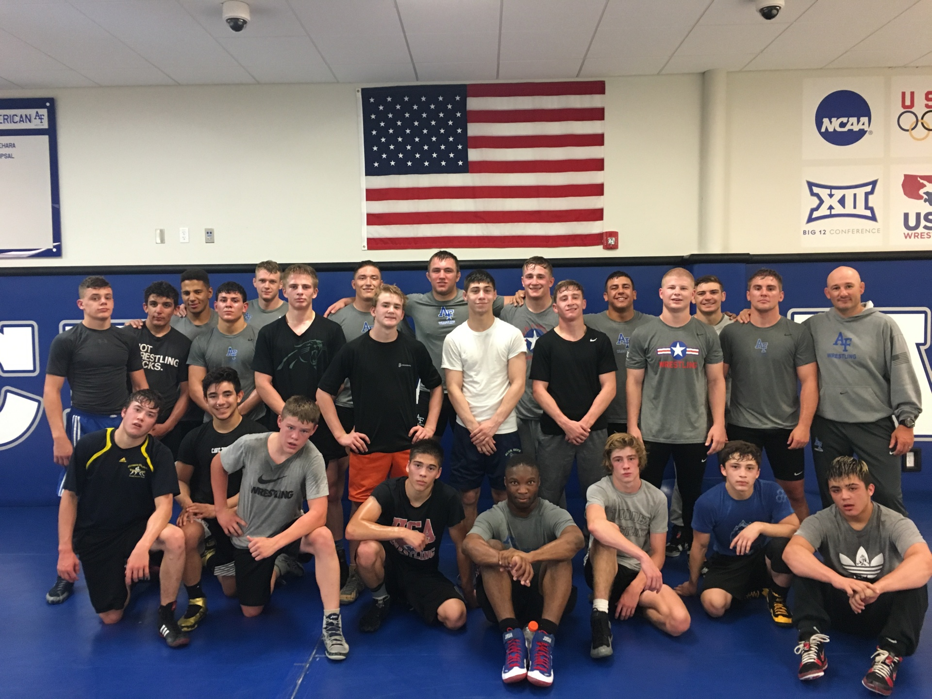 Bear Cave teams up with the Air Force Regional Training Center