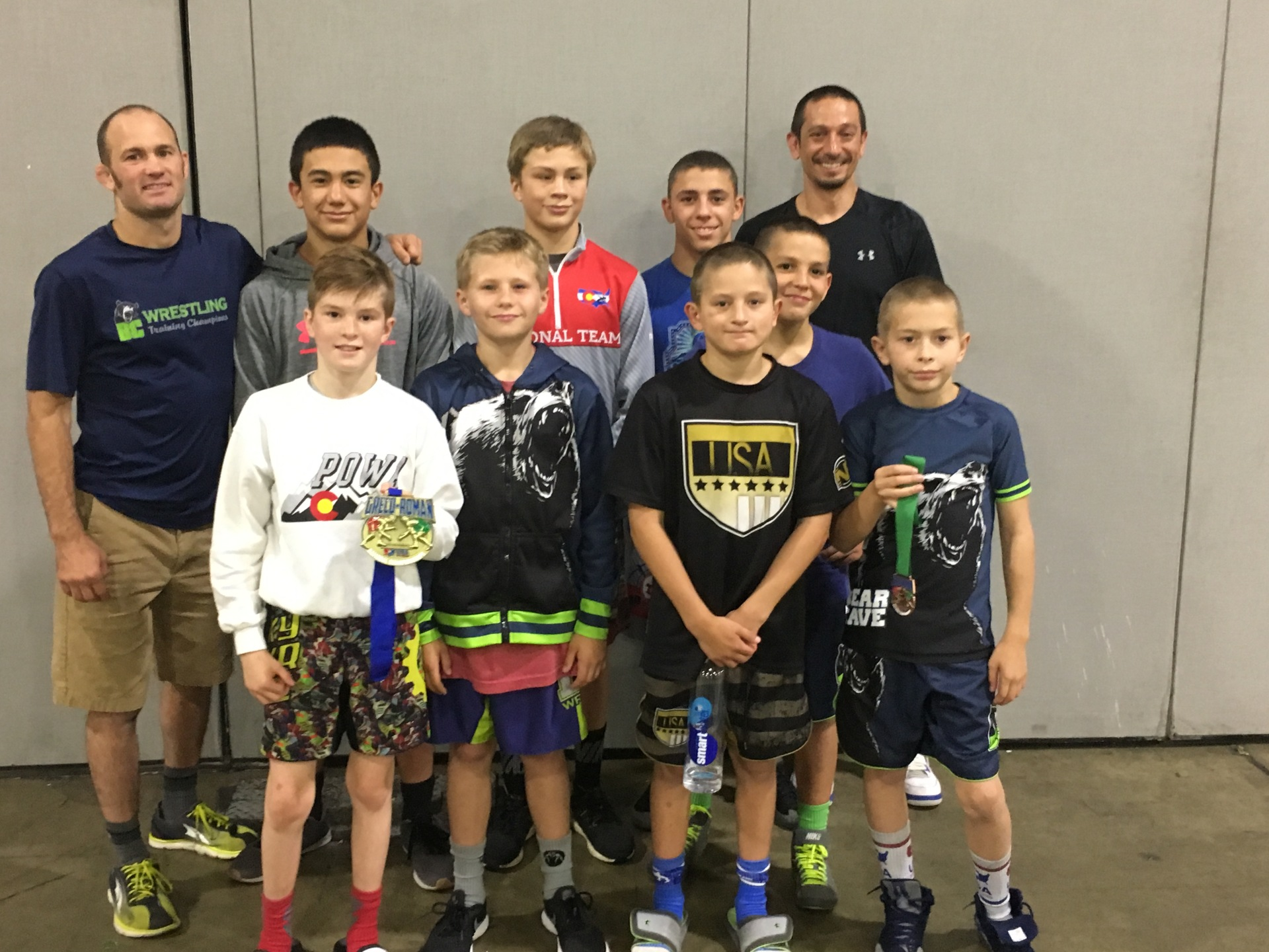 Bear Cave has 8 All-Americans at Kids Nationals