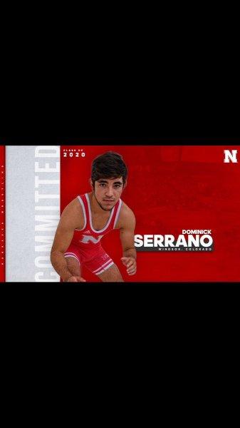 Serrano Commits to Nebraska