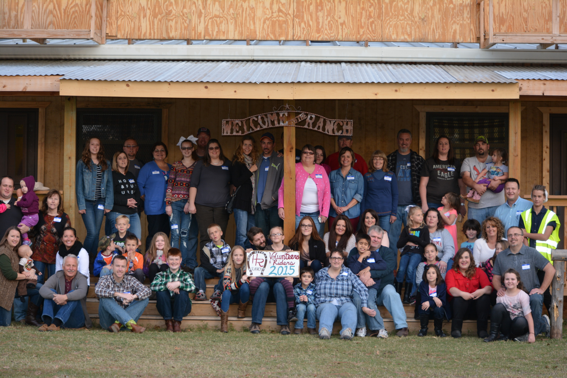 Volunteer: How can YOU make a difference at Hope Retreat Ranch?