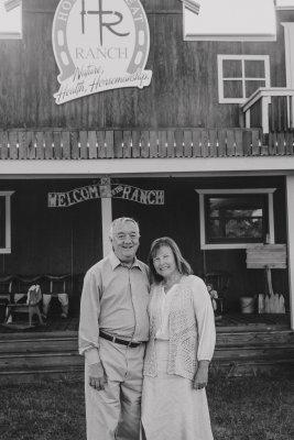 Walter & Janet Deen