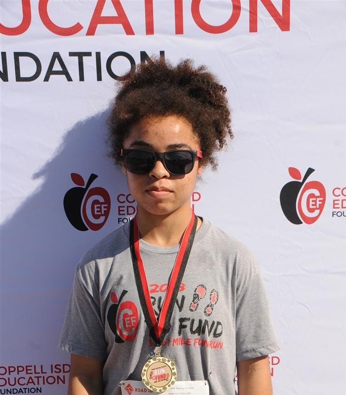 2018 Female Winner