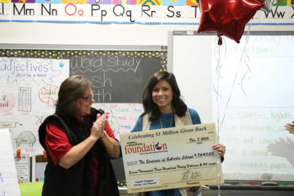 Coppell Engages Literacy and Beyond - $7,440