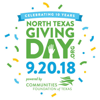 North Texas Giving Day - September 20th