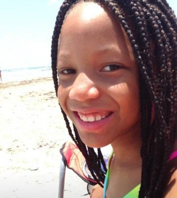 Malia Brielle, 9