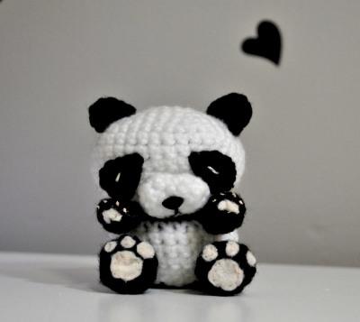 Sad Panda Pattern