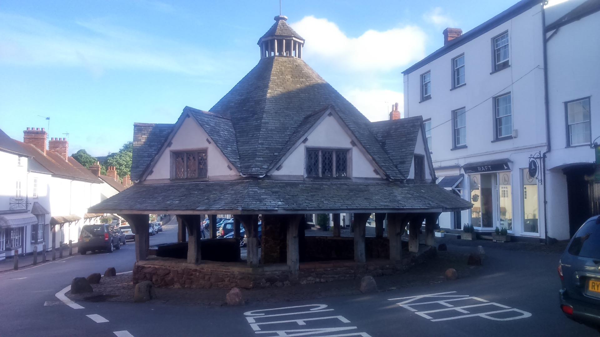 somerset, dunster, beach, hut, salad, days, Dunster Yarn Market, High St, Dunster, Somerset