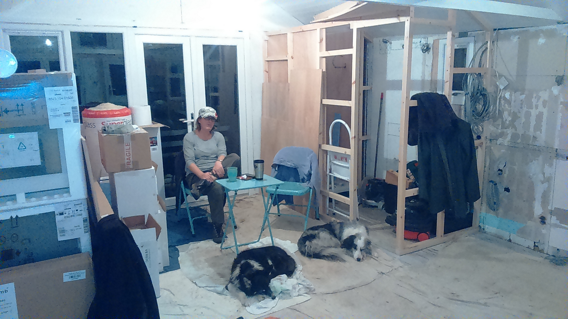 Dunster, luxury, Beach, hut, Salad, Days, restoration, refurbished, refurbishment