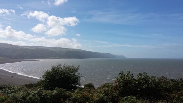 Dunster, beach, hut, salad, days, bedroom, image, beach, hut, chalet, dunster, beach, Exmoor, National, Park, Dunster,