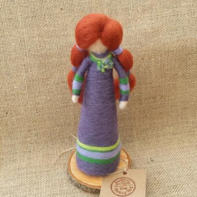 Figure, The Fuzzy Hut, Needlefelting, Somerset, Etsy