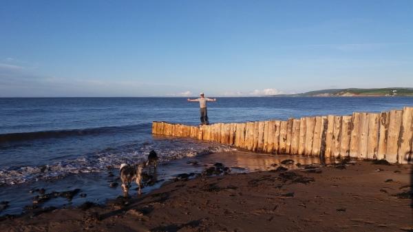 Dunster Beach, Dunster, Exmoor