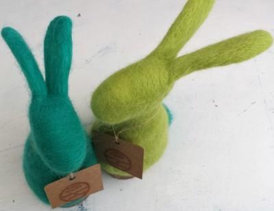 Needle Felted Animal, Needle Felted Rabbit, Bunny, Rabbit, Moon gazing hare, The Fuzzy Hut, Needlefelting, Somerset, Etsy