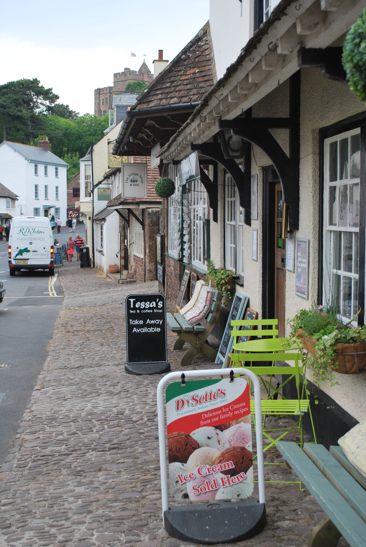 Dunster, beach, hut, salad, days, image, beach, hut, chalet, dunster, beach, clarks village shopping