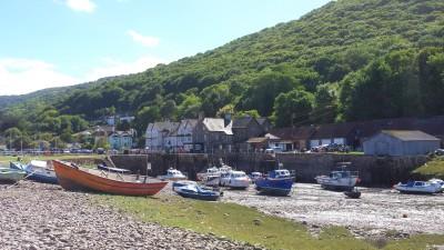 Dunster, beach, hut, salad, days, image, beach, hut, chalet, dunster, beach, clarks village shopping
