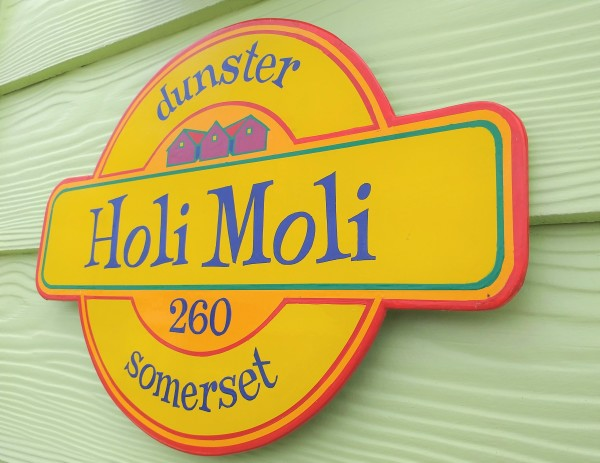 Holi Moli, Beach Hut, Chalet, Dunster, Exmoor, Somerset, Staycation, Holiday
