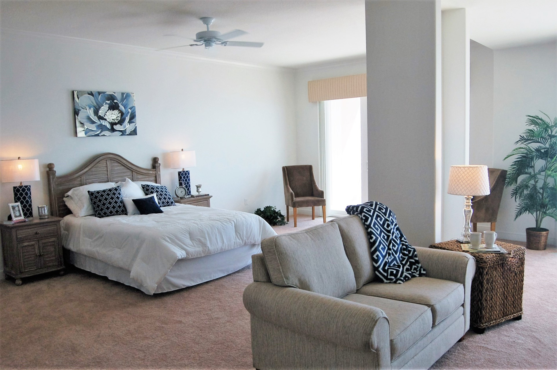 Beach front condo, Home Staging Beach side, Indialantic, Florida, Ocean front condo, Ocean Front Home Staging